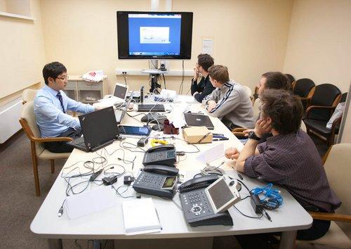 Авторизованное обучение по курсу «AddPac System Engineer»